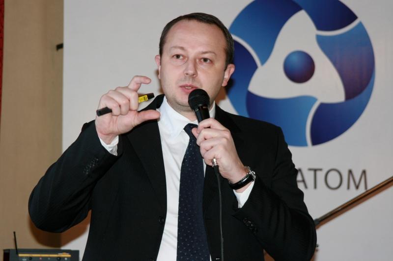 Как сообщили агентству «Урал-пресс-информ» в информационной службе ФГУП «ПО «Маяк», Николай Солом