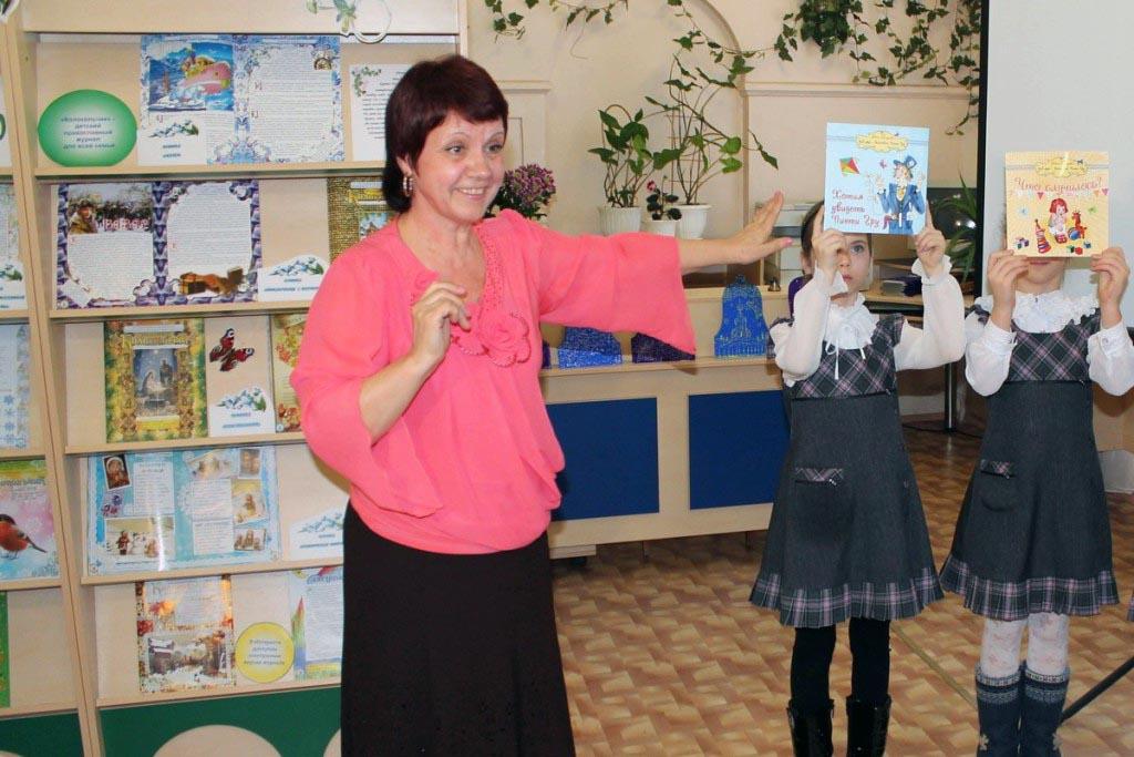 «Это будет новое пространство для общения взрослых и детей в неформальной обстановке библиотечног