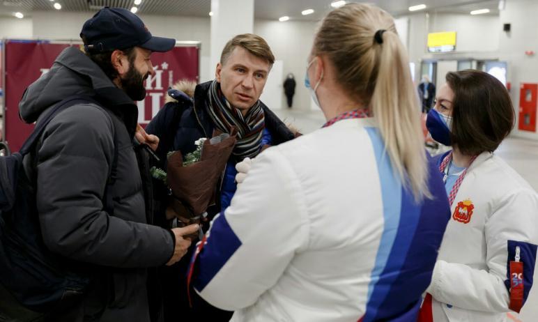 Олимпийский чемпион по фигурному катанию Алексей Ягудин поделился эмоциями от чемпионата России п