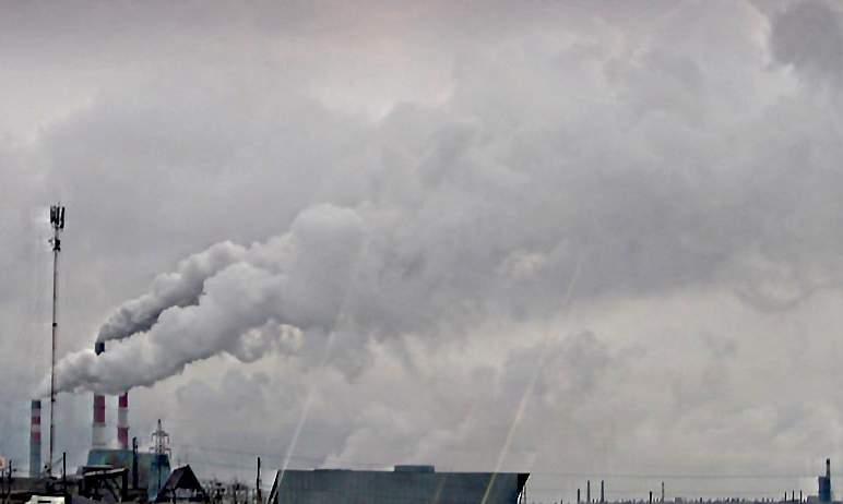 На территории Карабаша (Челябинская область) установились неблагоприятные метеорологические услов