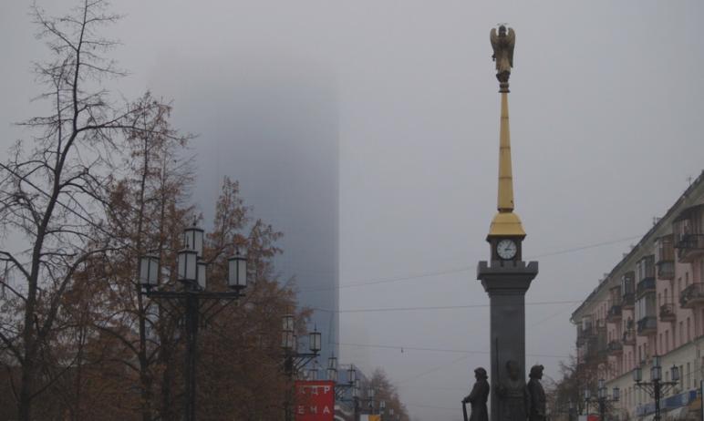 Жители Челябинска жалуются, что в ночь на девятое мая в воздухе появился неприятный химический за