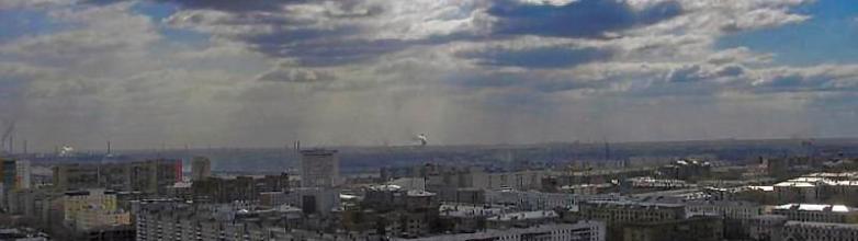 Режим «черного неба» объявлен в семи городах Челябинской области