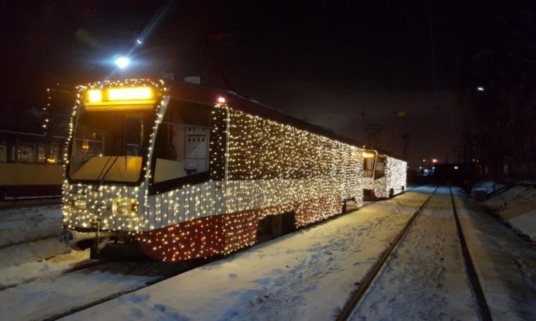 В последний день уходящего года, 31-го декабря, общественный транспорт Челябинск будет работать п