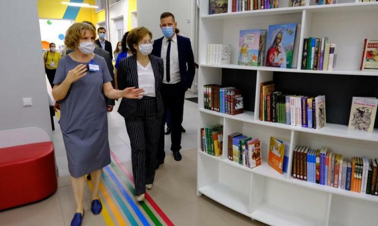 Заместитель министра культуры Российской Федерации Ольга Ярилова высоко оценила обновленное прост