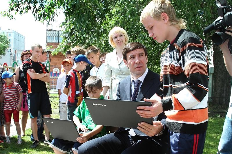 Напомним, с инициативой об обеспечении каждого воспитанника детских домов Челябинской области пер
