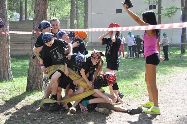 Финальная игра состоялась в городском парке культуры и отдыха имени Юрия Гагарина. Нормы ГТО у во