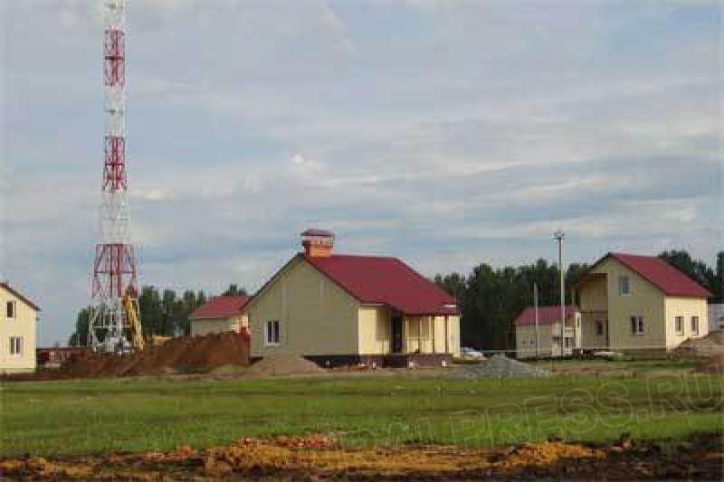 На исправление брака домов в селе Новомуслюмово, которые были построены со значительными нарушени