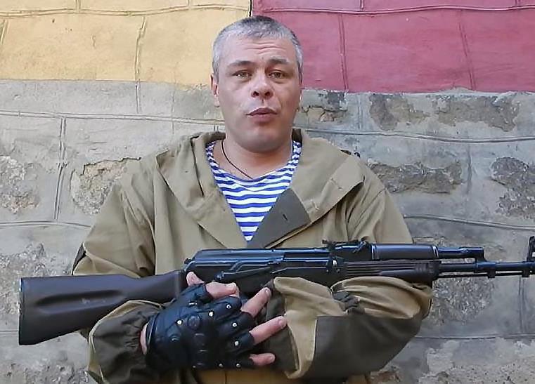 30 января он повез в Новороссию группу из десяти южноуральских добровольцев-антифашистов, а уже ч