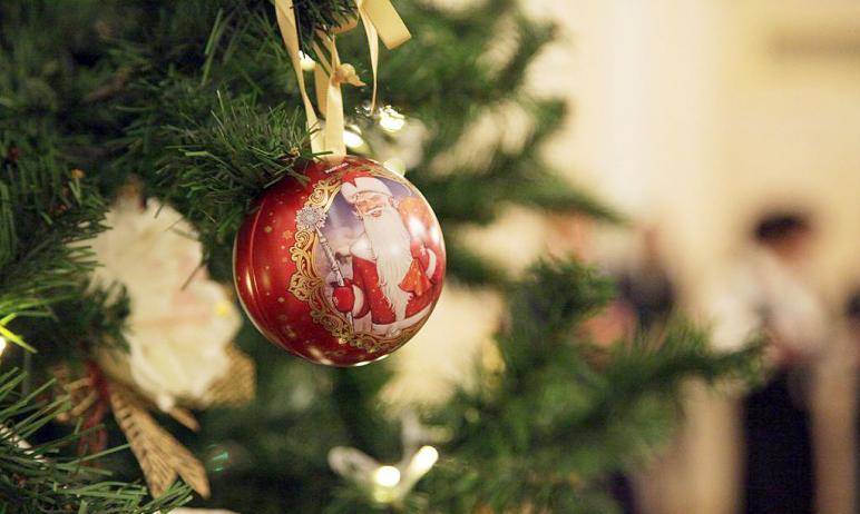 В этом году впервые в Челябинской области были подготовлены особые новогодние подарки для детей с