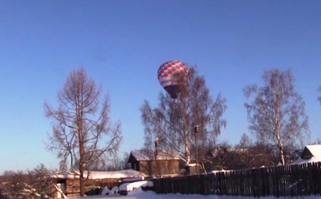 «Федор Конюхов отправился в свое новое воздушное путешествие, чтобы для начала установить очередн