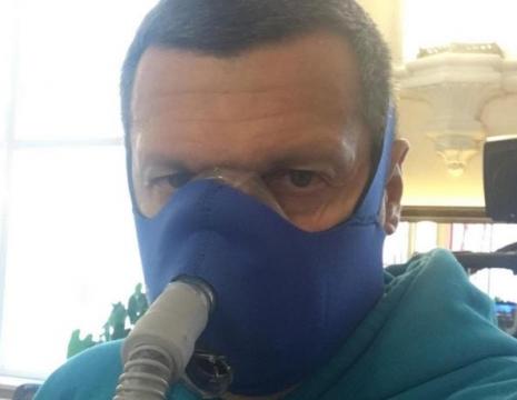 Известный российский журналист Владимир Соловьев вновь посвятил экологической ситуации в Челябинс