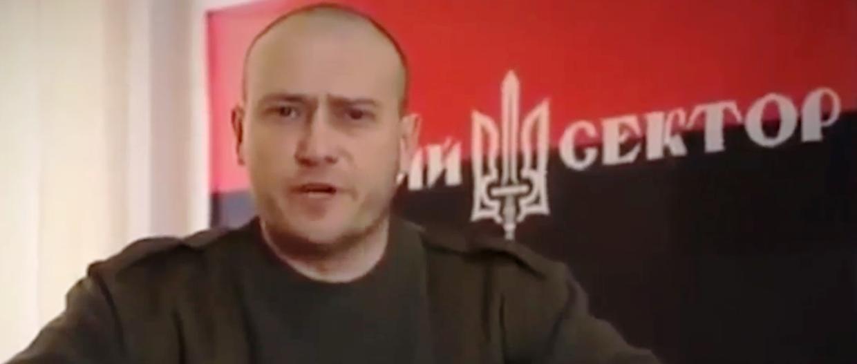 «Мы будем костью, которой подавится режим Порошенко», публично заявил в Киеве л командир Добровол