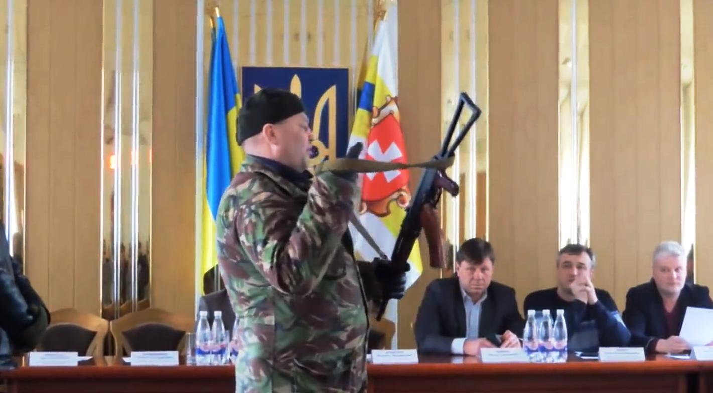 Как стало известно агентству «Урал-пресс-информ» из официальных сообщений, Билый в сопровождении