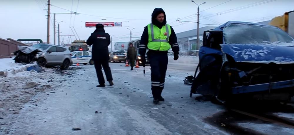 Как сообщил заместитель начальника ГИБДД Челябинска полковник Олег Жиляев, еще одна пострадавшая