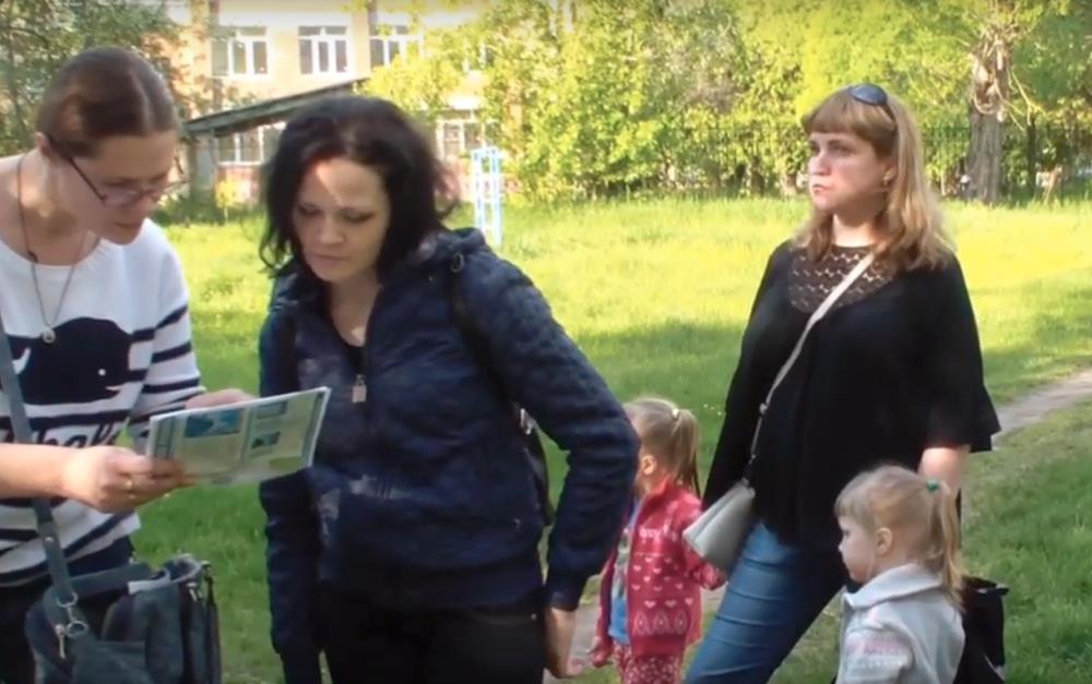Жители Тракторозаводского района Челябинска по улице Шуменская написали жалобу в администрацию го