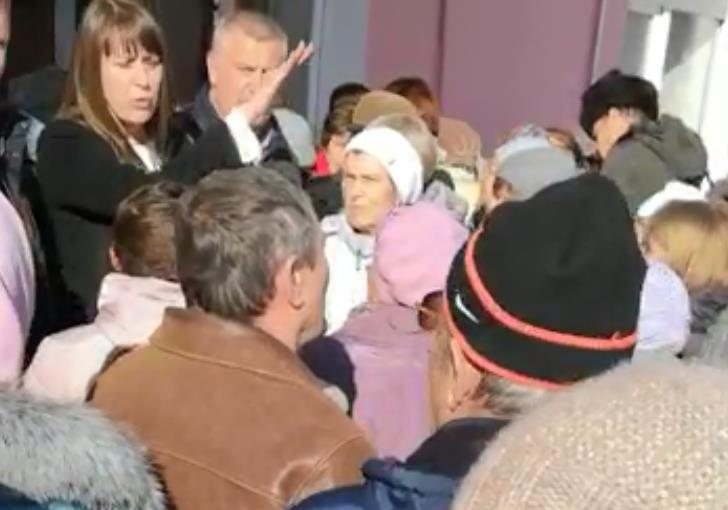 Индивидуальный предприниматель из города Коркино Александр Бакша после срыва пуб