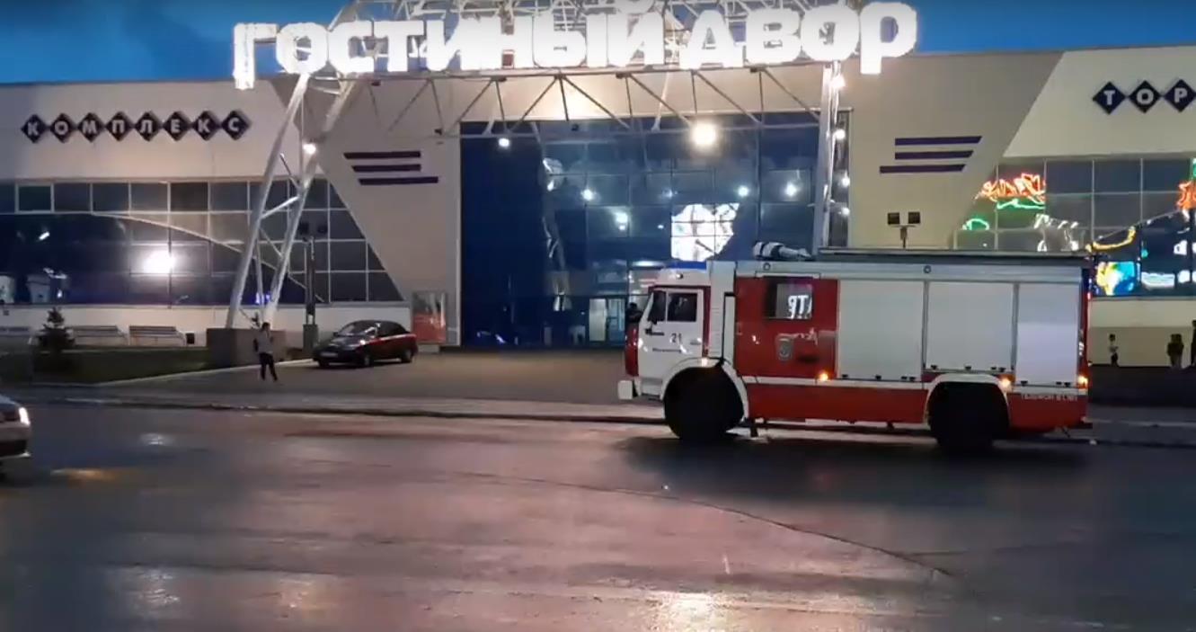 Магнитогорск вновь накрыла волна лжеминирований. Людей эвакуировали из торговых центров, фитнесс-