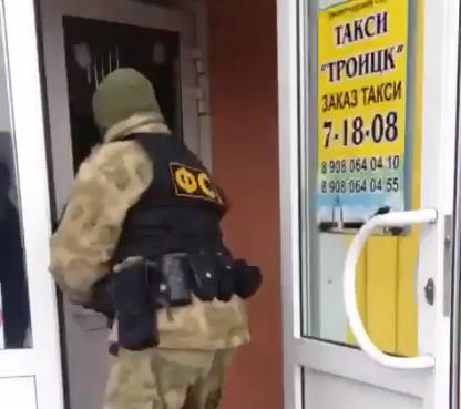 За незаконное пересечение границы сегодня, 4 марта, сотрудники Пограничного управления ФСБ России