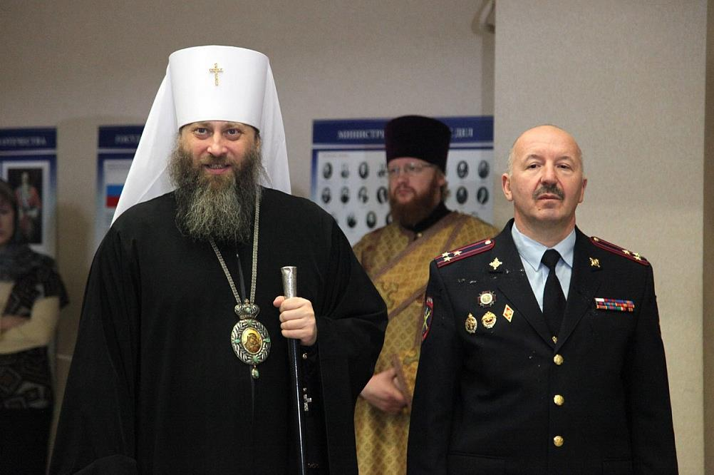 Как сообщили агентству «Урал-пресс-информ» в пресс-службе Челябинской епархии, правящий архиерей