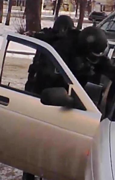 Сотрудниками полиции Челябинской области, ФСБ и Росгвардии задержали четверо мужчин, подозреваемы