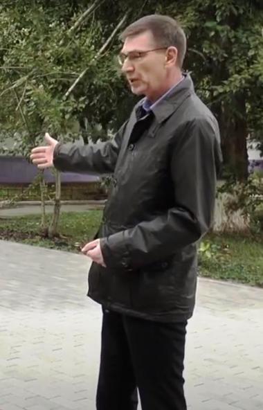Глава Курчатовского района Челябинска Сергей Антипов рассказал, как преобразился в этом году буль