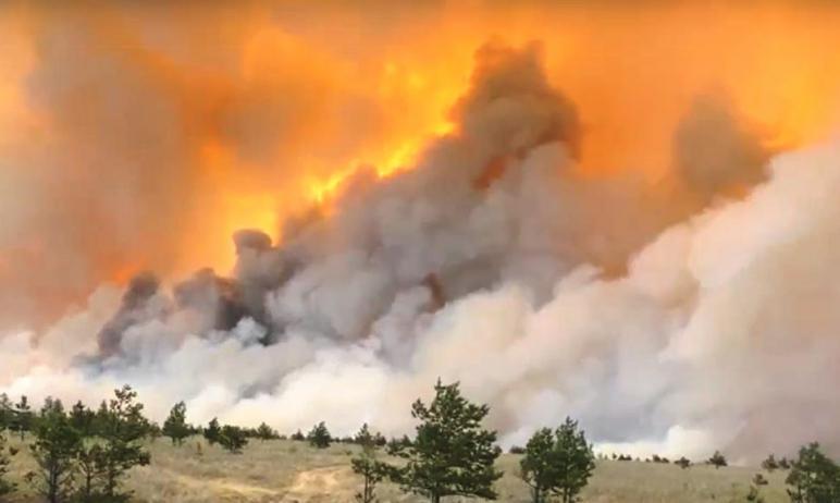 Выплаты материальной помощи в размере десяти тысяч рублей пострадавшим в результате пожаров жител