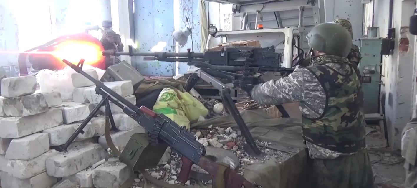 Как стало известно агентству «Урал-пресс-информ» из сообщений штаба армии Новороссии, ополченцы б