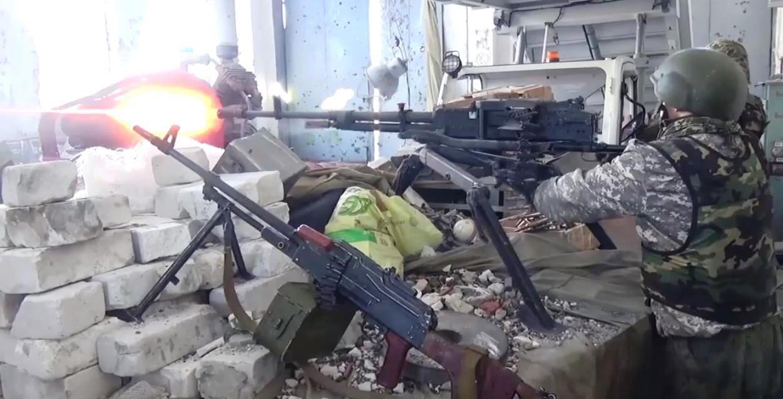 Как стало известно агентству «Урал-пресс-информ» из сообщения штаба армии Новороссии, на диспетче