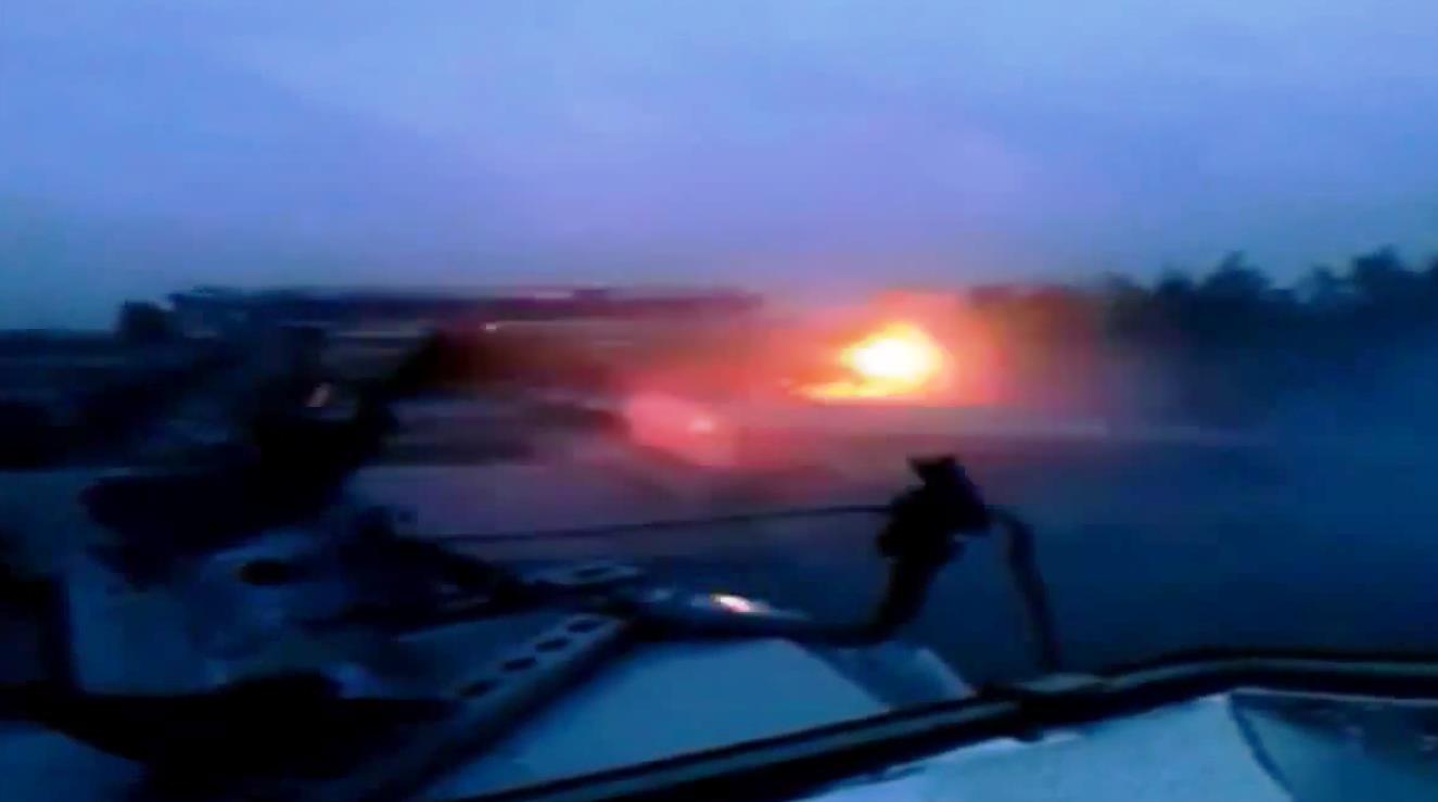 Как стало известно агентству «Урал-пресс-информ» из сообщений штаба армии Новороссии, рано утром