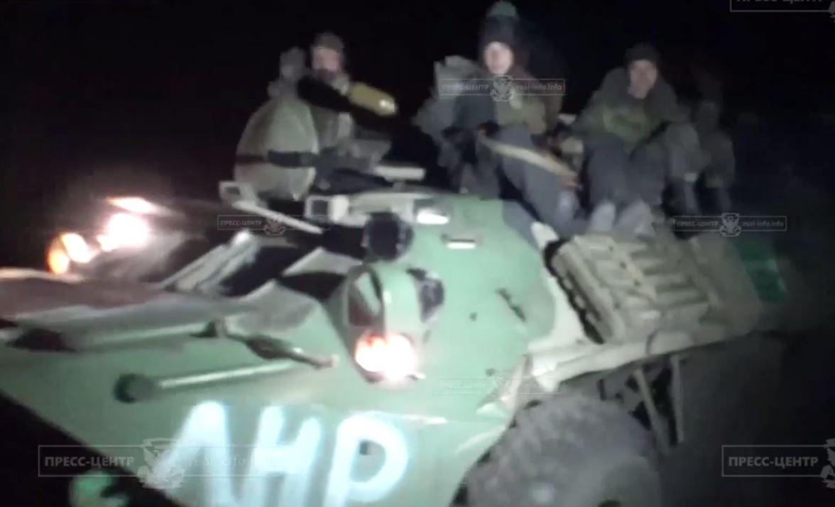 Как стало известно агентству «Урал-пресс-информ» из сообщения пресс-центра армии юго-востока, бол