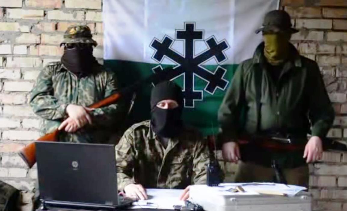 Как стало известно агентству «Урал-пресс-информ» из видеообращения сибирских экстремистов , его а