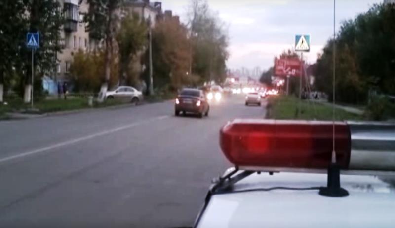 Авария произошла 11 октября в 17 часов 15 минут возле дома 24 по улице Краснознаменной. «Води