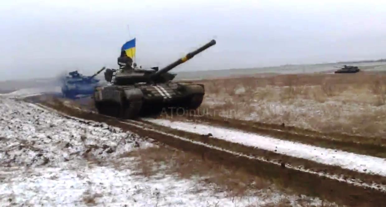Как стало известно агентству «Урал-пресс-информ» из сообщений штаба армии Новороссии, всякий раз