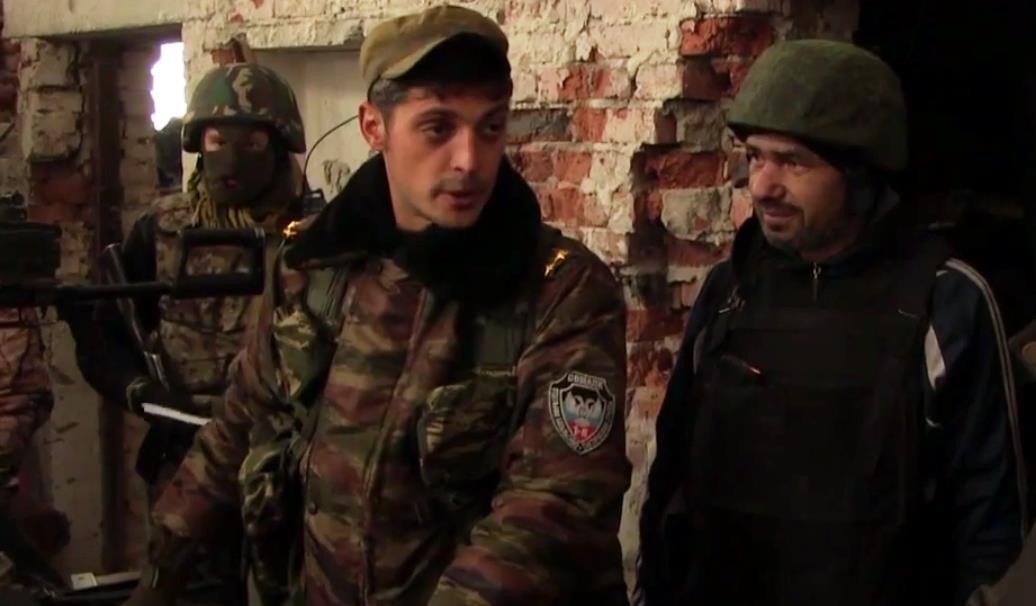 Как стало известно агентству «Урал-пресс-информ» из сообщений армии Новороссии, бойцы воюющего в