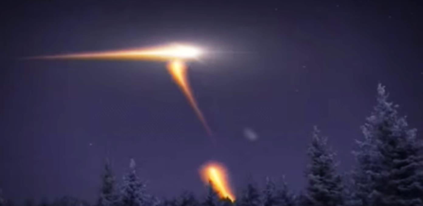 Как стало известно агентству «Урал-пресс-информ» из сообщения исследователя кометных метеоритов Е