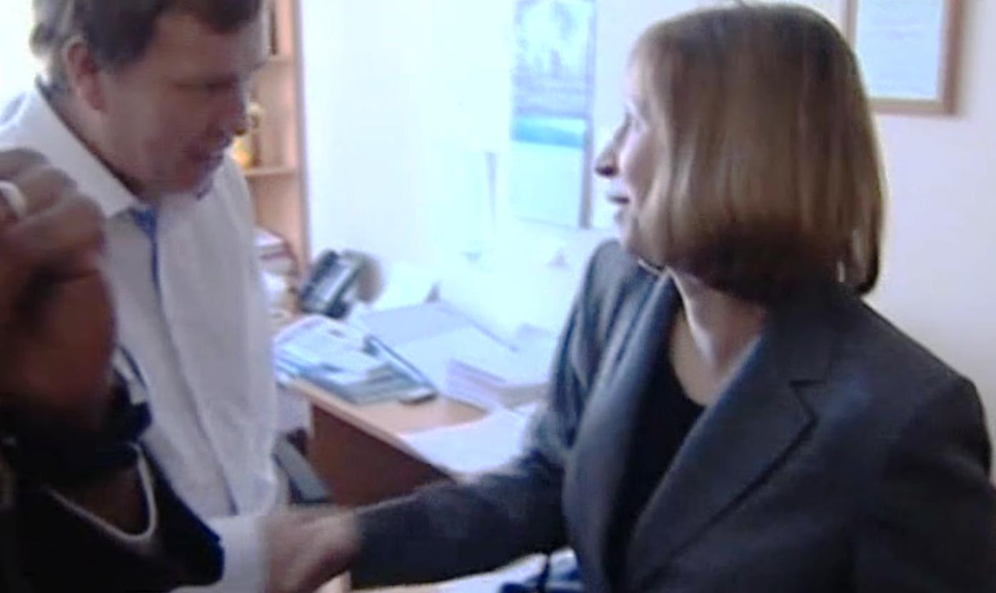 «Я действительно встречался с Линн Трейси в рамках официальной программы министерства экономическ