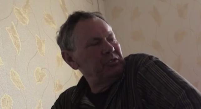 Как заявил пенсионер журналистам телеканала Lifenews.ru