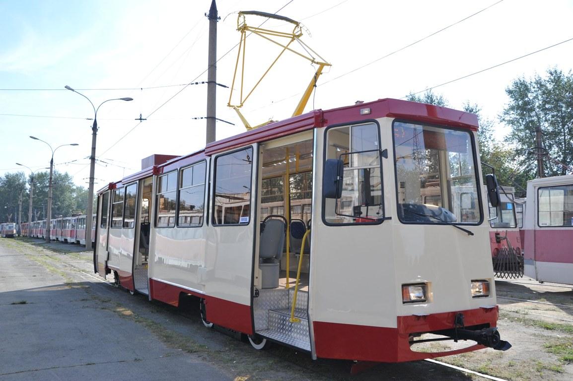 Уточняется, что капитальный ремонт трамвайных путей будет проходить на перекрестке улицы Черкасск