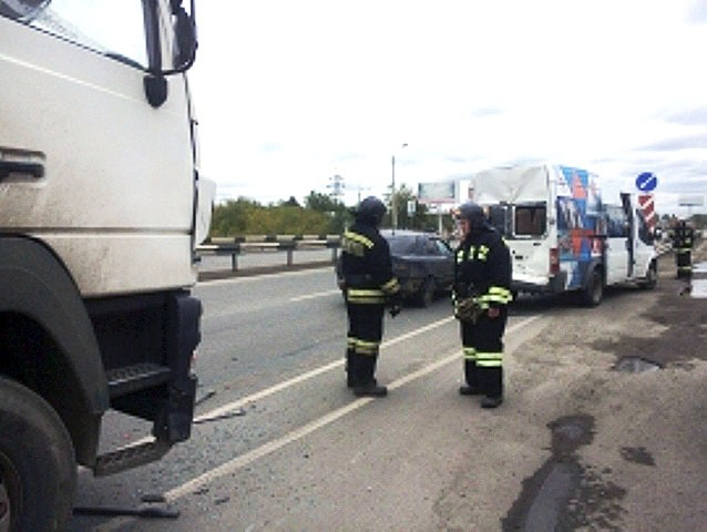 Инцидент произошел днем, 12 сентября, на Троицком тракте, 70.