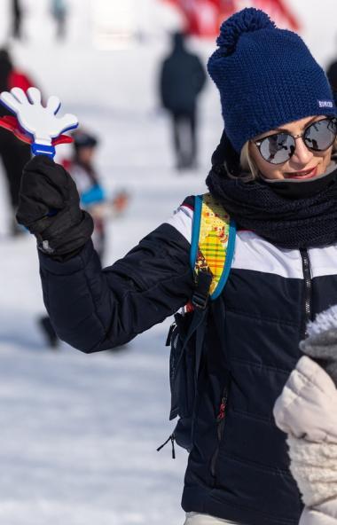 Организаторы Кубка мира по фристайлу на ГЛЦ «Солнечная долина» подготовили большую культурно-разв