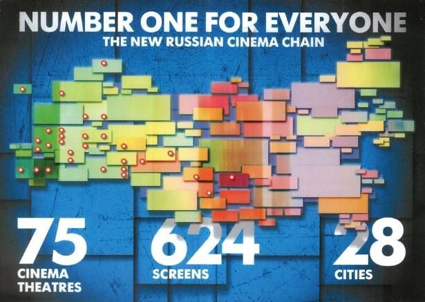 Объединенная сеть кинотеатров «СИНЕМА ПАРК» и «Формула Кино» – результат покупки инвестиционным х