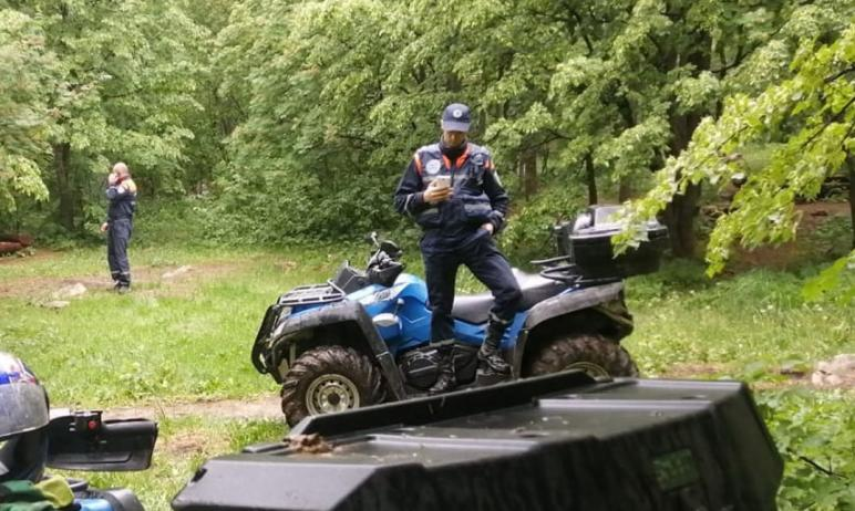 Спасатели Челябинской области не дали погибнуть туристу изМосковской области, который приех