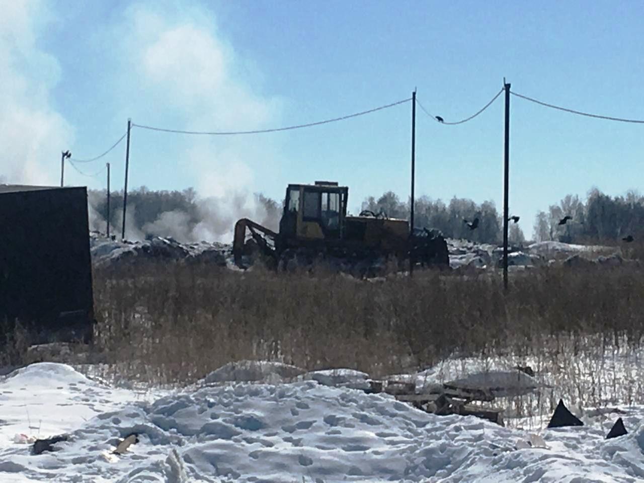 Невероятно, но факт: проблему свалки в поселке Роза Коркинского муниципального района (Челябинска