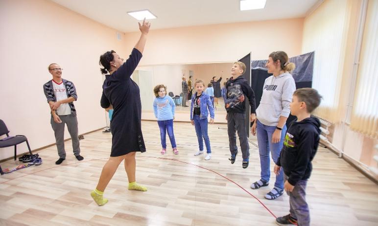 В следующий понедельник, 23 ноября, в Челябинском молодёжном театре состоится благотворительный с
