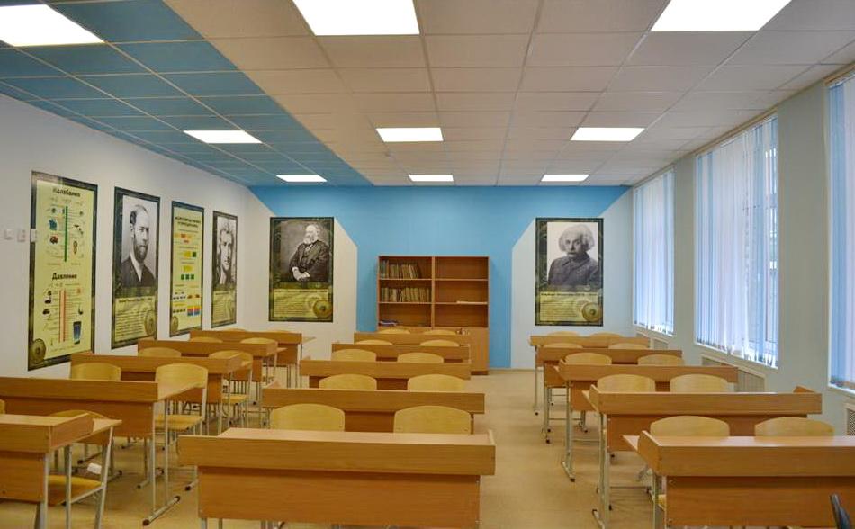 Учителей и учеников школы поселка Травники (Челябинская область) 1 сентября ждал приятный сюрприз