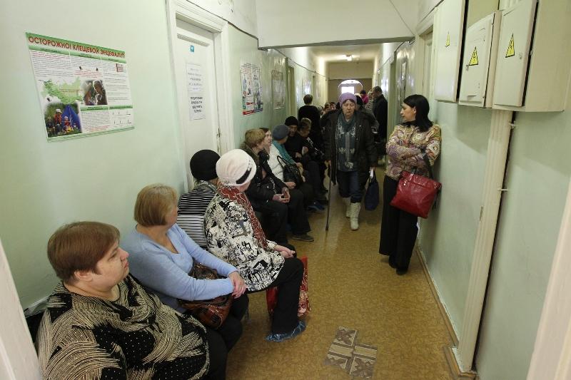 Сергей Давыдов также рассказал на аппаратном совещании о таком способе борьбы с очередями: чтобы