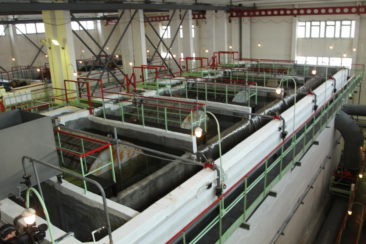 Производительность нового блока составляет 200 тысяч кубических метров воды в сутки, сообщает пре