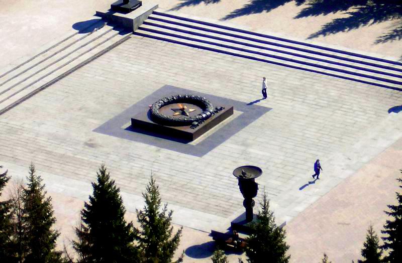 В Челябинске в преддверии Дня Победы пройдут профилактические мероприятия на мемориале «Вечный ог