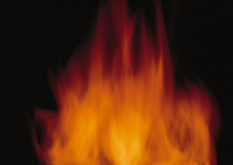 Причина – неосторожное обращение с огнём при курении. Вспыхнувшее пламя уничтожило деревян