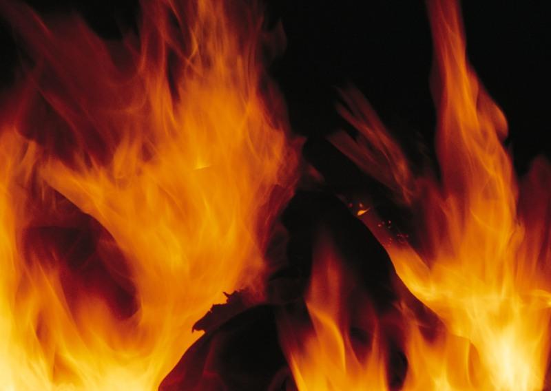 Пожар, унесший жизни двух маленьких детей, произошел в частном жилом доме по улице Герцена. О не